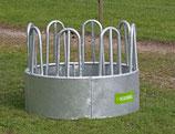 Kerbl Rundraufe mit 8 Fressplätzen - Lieferung FREI HAUS