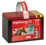 High Energy Saline 9V Trockenbatterie mit Trageband