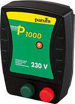 Patura P 1000 - 230 Volt Netzgerät - Lieferung FREI HAUS
