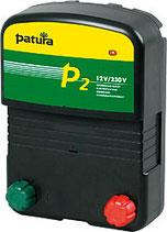 Patura P 2 - Kombigerät für 230 Volt + 12 Volt - Lieferung FREI HAUS