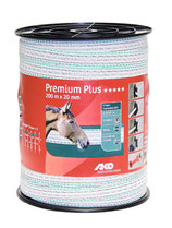 AKO Premium Plus Weidezaunband TriCond 20mm 200m