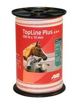 AKO TopLine Plus Weidezaunband 10mm