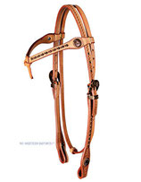 Old Style Harness Headstall HS-F-106