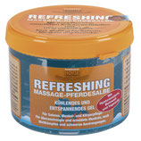 Massage Pferdesalbe Refreshing - 500ml