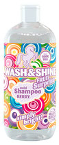 Magic Brush Wash & Shine Shampoo - Inhalt 500ml