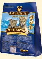 Wolfsblut - Wild Pacific Puppy - 15 Kg Sack