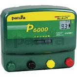 Patura P 6000 Maxi Puls - Multifunktions-Gerät für 230 Volt + 12 Volt - Lieferung FREI HAUS
