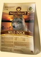 Wolfsblut - Wild Duck Adult - 15 Kg Sack