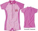 UV-Schutz Einteiler Krebs (pink)