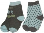 BISAL Socken Little Star 2er Set