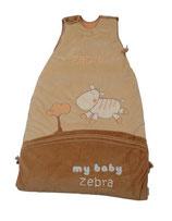 BISAL ZEBRA Schlafsack 6-36 Monate