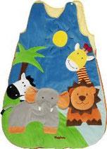 Schlafsack Dschungel