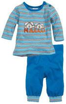 Pyjama blau HALLO Gr.80