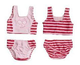 UV-Schutz Bikini Streifen Gr.116