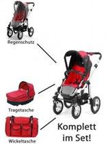 Sportwagen, Design Red-Black