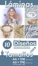 """Ilustración """"Liberación Animal""""."""