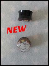 Pummel, Plug 16mm Kekfe, Pummeleinhorn stark reduziert