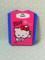 Parkscheibe mit Gummilippe & Eiskratzer, Parkuhr, Hello Kitty