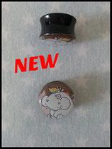 Pummel, Plug 18mm Kekfe, Pummeleinhorn stark reduziert