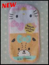 Baby Waschlappen, Hello Kitty, 4