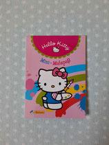 Malbuch, Ausmalheft, Malspaß, Hello Kitty