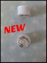 Pummel, Plug 16mm Flauschig, Pummeleinhorn stark reduziert