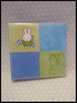 Miffy, Fotoalbum M blau