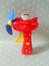 Handventilator, Taschen Ventilator, Kurbel Ventilator mini Lüfter, Hello Kitty