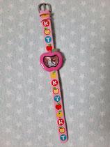 Armbanduhr, Kinder Uhr, Hello Kitty, apple