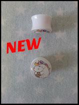 Pummel, Plug 14mm Flauschig, Pummeleinhorn stark reduziert