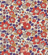 TISSU LIBERTY TANA LAWN BETSY ROUILLE 34 T0103 C