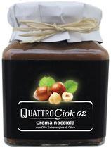 Schokoladencreme mit Haselnüssen 320 g