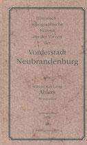 Historisch-topographische Skizzen aus der Vorzeit der Vorderstadt Neubrandenburg