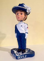 Marching Band Bobblehead - Great for your car as your travel buddy to the competitions