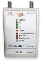 GT-dController Mod. GT-DC1 zur Programmierung des GT-dLNB1T LNB.