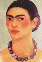 Frida - Mint by Michelle decoupage