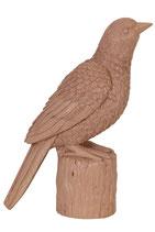 Bird oud roze