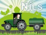 """Türschild """"Traktor"""""""