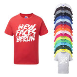 New Faces Berlin Kinder-Shirts