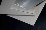 Muster-Set µ-Metall Blech Folie