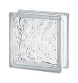 Solaris Glasbaustein Savona clear 19x19x8cm