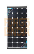 Kit Placa Solar Black Cristal 100W/120W
