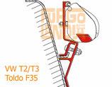 Adaptador toldo Fiamma F35