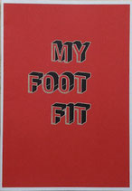 MY FOOT FIT - Niccolò Hébel