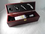 Wein-Geschenkebox (ohne Wein)