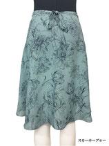 巻スカート二―レングス