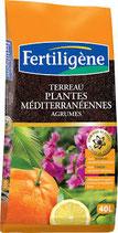 TERREAU PLANTES MEDIT.AGRUMES
