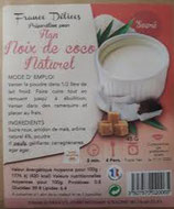 Préparation FLANS NOIX DE COCO 45 gr