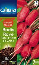 SACHET RADIS ROSE D HIVER DE CHINE TRAD