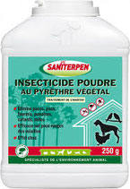 SANITERPEN INSECTICIDE POUDRE 250G